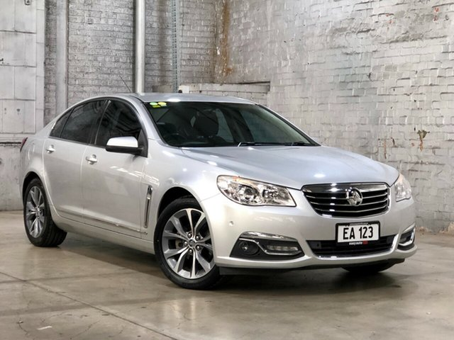 Used Holden Calais VF MY14 Mile End South, 2013 Holden Calais VF MY14 Silver 6 Speed Sports Automatic Sedan