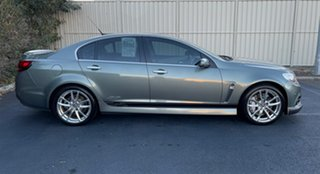 2014 Holden Commodore VF MY14 SS V Redline Grey 6 Speed Sports Automatic Sedan.