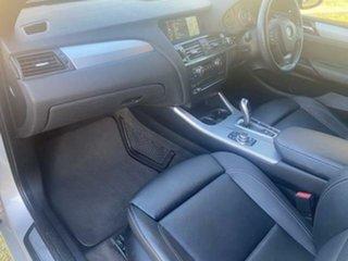 2013 BMW X3 F25 xDrive30d 8 Speed Automatic Wagon