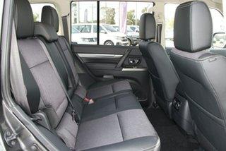 2021 Mitsubishi Pajero NX MY21 GLS Graphite 5 Speed Sports Automatic Wagon