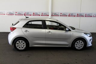 2018 Kia Rio YB MY18 S Silver 4 Speed Automatic Hatchback