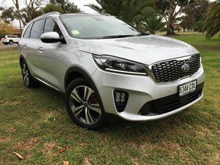 2019 Kia Sorento UM MY19 GT-Line Silky Silver 8 Speed Sports Automatic Wagon.