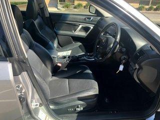 2008 Subaru Liberty B4 MY09 Heritage AWD Silver 4 Speed Sports Automatic Sedan
