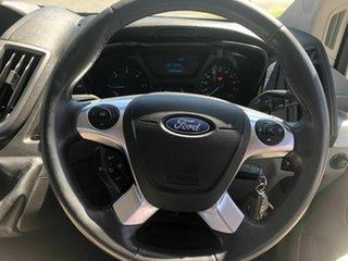 2015 Ford Transit VO MY14.5 470E LWB White Single Cab Cab Chassis 2.2l RWD