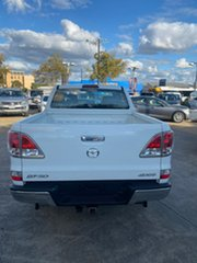 2014 Mazda BT-50 UP0YF1 XTR White 6 Speed Sports Automatic Utility