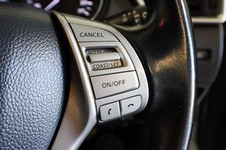 2017 Nissan Qashqai J11 TI White 1 Speed Constant Variable Wagon