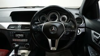 2012 Mercedes-Benz C-Class C204 MY13 C250 BlueEFFICIENCY 7G-Tronic + Silver 7 Speed Sports Automatic