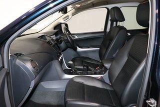 2017 Mazda BT-50 MY17 Update GT (4x4) Blue 6 Speed Automatic Dual Cab Utility