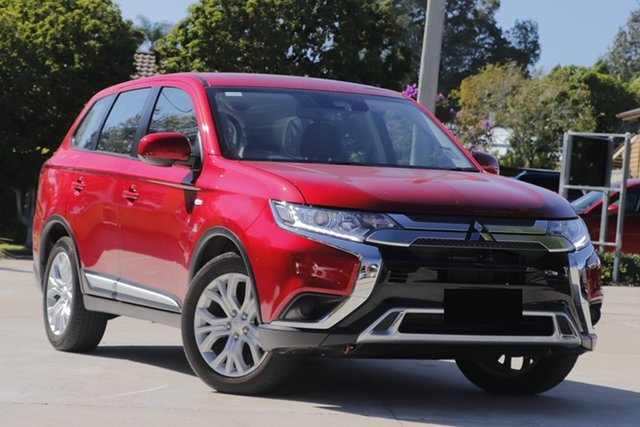 Used Mitsubishi Outlander ZL MY20 ES 2WD ADAS Toowoomba, 2020 Mitsubishi Outlander ZL MY20 ES 2WD ADAS Red 6 Speed Constant Variable Wagon