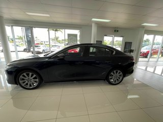 2021 Mazda 3 G20 EVOLVE Blue 6 Speed Automatic Sedan