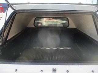 2003 Ford Falcon BA XL White 4 Speed Auto Seq Sportshift Utility