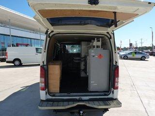 2014 Toyota HiAce TRH201R MY14 LWB White 5 Speed Manual Van