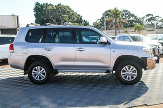2011 Toyota Landcruiser VDJ200R MY10 GXL Silver 6 Speed Sports Automatic Wagon