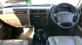 2000 Toyota Landcruiser Prado VZJ95R Grande White 4 Speed Automatic Wagon