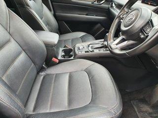 2017 Mazda CX-5 KF Series Akera Silver Sports Automatic Wagon