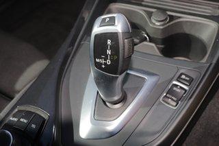 2012 BMW 116i F20 116i Red 8 Speed Sports Automatic Hatchback