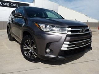 2019 Toyota Kluger GSU55R GX AWD Predawn Grey 8 Speed Sports Automatic Wagon