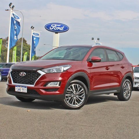 Used Hyundai Tucson TL3 MY19 Active X 2WD Midland, 2019 Hyundai Tucson TL3 MY19 Active X 2WD Red 6 Speed Automatic Wagon