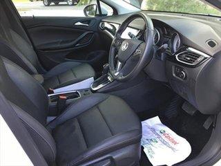 2017 Holden Astra BK MY17 RS-V White 6 Speed Sports Automatic Hatchback