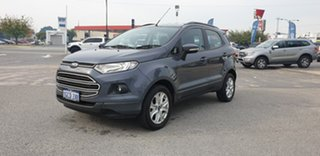 2015 Ford Ecosport BK Trend Smoke 5 Speed Manual Wagon