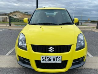 2008 Suzuki Swift RS416 Sport Yellow 5 Speed Manual Hatchback