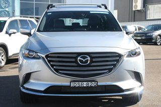 2017 Mazda CX-9 TC GT SKYACTIV-Drive Silver 6 Speed Sports Automatic Wagon