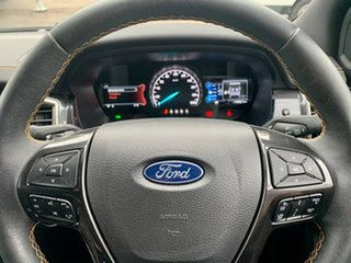 2020 Ford Ranger PX MkIII 2020.75MY Wildtrak Grey 10 Speed Sports Automatic Double Cab Pick Up