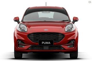 2020 Ford Puma JK 2020.75MY ST-Line Red 7 Speed Sports Automatic Dual Clutch Wagon.