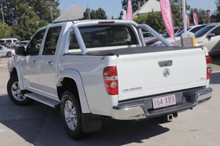 2011 Holden Colorado RC MY11 LX-R Crew Cab White 4 Speed Automatic Utility