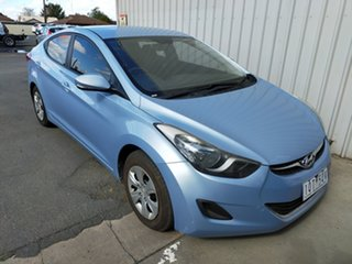 2012 Hyundai Elantra MD Active 6 Speed Sports Automatic Sedan.
