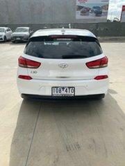 2018 Hyundai i30 PD2 MY18 Elite Polar White 6 Speed Sports Automatic Hatchback
