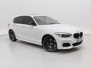2018 BMW M140i F20 LCI MY18 White 8 Speed Automatic Hatchback.