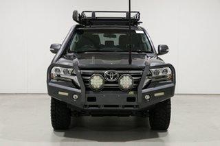 2016 Toyota Landcruiser VDJ200R MY16 GXL (4x4) Graphite 6 Speed Automatic Wagon.
