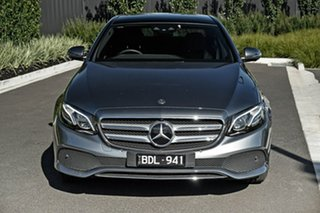 2019 Mercedes-Benz E-Class W213 809+059MY E300 9G-Tronic PLUS Grey 9 Speed Sports Automatic Sedan
