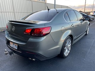 2014 Holden Commodore VF MY14 SS V Redline Grey 6 Speed Sports Automatic Sedan