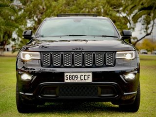 2019 Jeep Grand Cherokee WK MY20 Night Eagle Black 8 Speed Sports Automatic Wagon.
