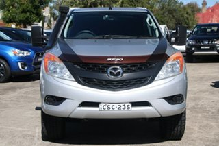 2014 Mazda BT-50 MY13 XT (4x4) 6 Speed Automatic Dual Cab Utility