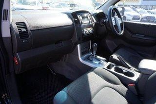2013 Nissan Navara D40 S6 MY12 ST Black 5 Speed Sports Automatic Utility