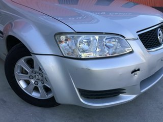 2010 Holden Commodore VE II Omega Silver 6 Speed Sports Automatic Sedan