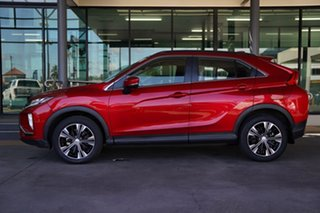 2019 Mitsubishi Eclipse Cross YA MY19 ES 2WD Red 8 Speed Constant Variable Wagon