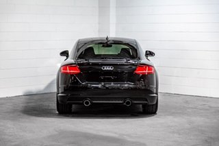 2017 Audi TT FV MY17 S Line S Tronic Black 6 Speed Sports Automatic Dual Clutch Coupe