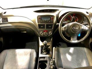 2009 Subaru Impreza G3 MY09 RX AWD Grey 5 Speed Manual Sedan
