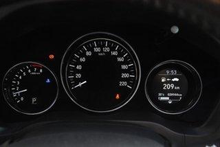 2016 Honda HR-V MY16 VTi-L White 1 Speed Constant Variable Hatchback