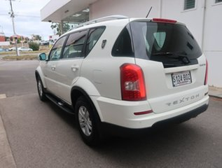 2014 Ssangyong Rexton Y285 II MY14 SX White 5 Speed Sports Automatic Wagon