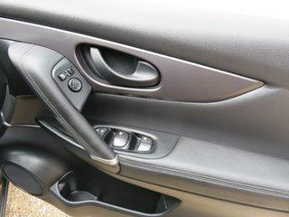 2017 Nissan Qashqai J11 Series 2 ST-L X-tronic Silver 1 Speed Constant Variable Wagon
