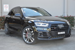 2019 Audi SQ5 FY MY19 Tiptronic Quattro Black 8 Speed Sports Automatic Wagon