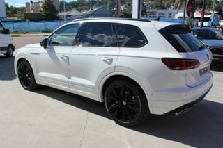 2021 Volkswagen Touareg CR MY21 V8 TDI Tiptronic 4MOTION Wolfsburg Edition Pure White 8 Speed
