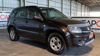 2013 Suzuki Grand Vitara JB MY13 Sport Brown 5 Speed Manual Wagon.