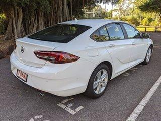 2019 Holden Commodore ZB MY19 LT Liftback White 9 Speed Sports Automatic Liftback
