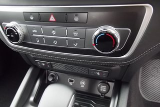 2021 Ssangyong Musso Q201 MY20.5 Ultimate Crew Cab XLV Black 6 Speed Sports Automatic Utility